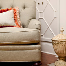 Eclectic  by Garrison Hullinger Interior Design Inc.