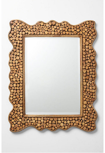 Eclectic Mirrors by Anthropologie