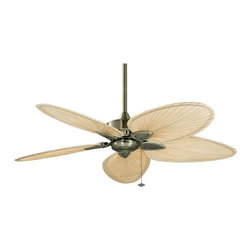 "Fanimation - Fanimation FP7500 Windpointe 52"" 5 Blade Ceiling Fan - Blades Included - Included Components:"
