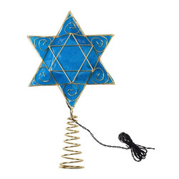 Kurt S Adler - Kurt Adler 13 in. Battery-Operated Hanukkah Tree Topper Multicolor - US0134 - Shop for Holiday Ornaments and Decor from Hayneedle.com! About Kurt S. Adler Inc.The story of Kurt S. Adler Inc. begins after the close of World War II when Mr. Adler tried his hand at exporting general goods. Business grew and European economies flourished so he turned his focus to importing. Ornaments were offered by the 1950s and beautiful handmade angels from East and West Germany found an enthusiastic audience in America. Adler expanded the line to glass ornaments from Czechoslovakia hanging ceiling decorations from Germany and miniature lights from Italy.The next decade Adler started importing holiday decor from the Far East. Colorful snow globes and other animated items became a collector's favorite. In the 1980s and 90s Fabriche santas nutcrackers and other collectibles were ushered in. Recent additions include animatronics fiber optic trees interactive advent calendars and synchronized musical decorations.