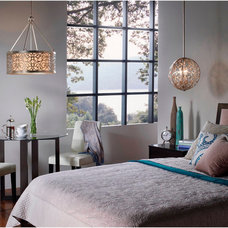 Contemporary Pendant Lighting by Feiss - Monte Carlo