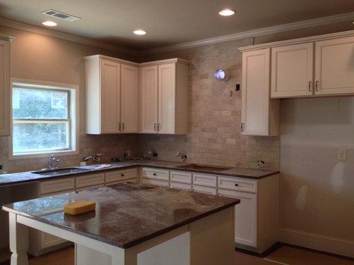 Kitchen Counter Depth Fridge Or Std French Door Pls