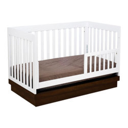 Babyletto Harlow Crib - The Harlow crib is streamlined and simple. It's a great option if you are seeking a modern style crib.