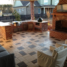 by Fireside Outdoor Kitchens