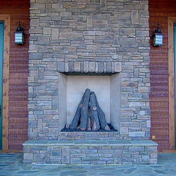 Gas Fireplace in Chattanooga - Southern Hearth & Patio, Clay Dennis