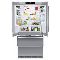 Modern Refrigerators by Liebherr Appliances