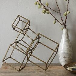 Cubed Sculpture -