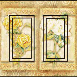 IdeaStix - Rose Combo Double Rocker Peel and Stick Switch Plate Cover - SwitchStix transforms an ordinary switch plate into beautiful art decorations.  Made from proprietary rubber-resin, Premium SwitchStix Peel and Stick Decor offers a quick and easy solution for decorating plain switch plates.  With features like water/heat/steam-resistant, nontoxic, washable, removable and reusable, it is ideal for any room in the house or office.  SwitchStix fits standard size switch plates and applies right over the switch plate and it even covers the screw holes.  Suitable for standard size non-porous and smooth switch plates.  Discard thin border around rocker switch.  Surface can be washed with most household cleaning products.