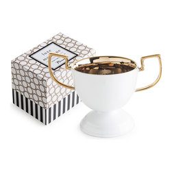 Rosanna - Rosanna Luxe Moderne Medium Trophy Bowl - Show the world you're winning at life with these pretty trophy bowls.