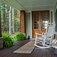 Contemporary Porch by Schumacher Homes