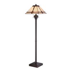 Lite Source - Lite Source LS-82040 Karysa Floor Lamp - Lite Source LS-82040 Karysa Floor Lamp