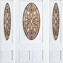 Traditional front doors find entry doors and exterior for Masonite belleville door price
