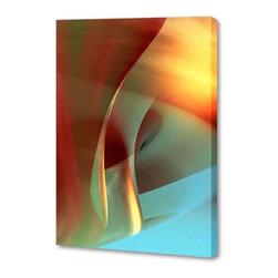 Menaul Fine Art - Dancer in the Breeze—Artwork, 20x30 - Abstract fine art giclée by Scott J. Menaul.