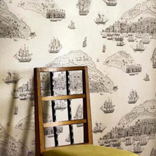 Wallpaper by Zoffany