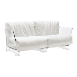 Kartell - Pop Cotton and Trevira Sofas - Pop Cotton and Trevira Sofas