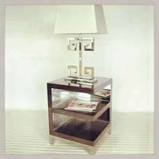Contemporary Nightstands And Bedside Tables by Matthew Izzo
