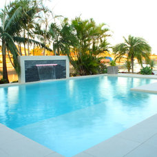 Swimming Pools And Spas by Amic Pools