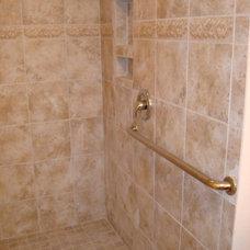 Traditional Bathroom by JC Remodeling & Restoration, LLC