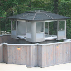 Traditional Swimming Pools And Spas by WaterWorks Pools, Spas & Outdoor Living