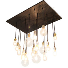 Eclectic Chandeliers by Urban Chandy