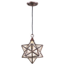 Modern Outdoor Hanging Lights by Lighting Showplace