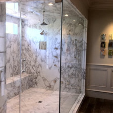Contemporary Bathroom by Chisel Marble & Granite