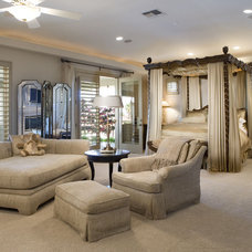 Traditional Bedroom by Concierge Design & Project Management, LLC