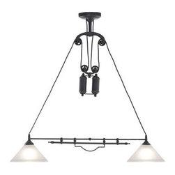 Zuo Modern - Agate Ceiling Lamp - Agate Ceiling Lamp