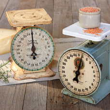 Eclectic Kitchen Scales by Napa Style