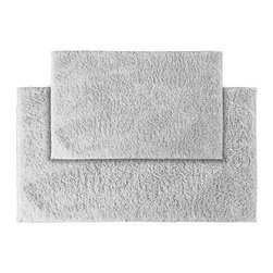 2 Piece Queen Bath Rug Set - Make the throne room fit for royalty with the 2 Piece Queen Bath Rug Set. This super soft bath set is available in a variety of gorgeous colors, perfect for any bathroom. The colorfast design and ultra durable construction will keep your bath beautiful for years.About Garland SalesEstablished in 1974, Garland Sales, Inc. has grown as a leading manufacturer and supplier of a wide range of fashionable, tufted area rugs and decorator bath rugs. Operating in the heart of the carpet manufacturing industry in Dalton, GA, Garland Sales, Inc. continues to expand its product line through innovative product development and milestone merchandising techniques. Offered in a wide array of yarns, patterns, colors, weights, and backings, their products are sought after throughout the country. The colorfast designs, quality construction, and lasting beauty of a Garland Sales rug is a look and feel you'll love in your bathroom for years.