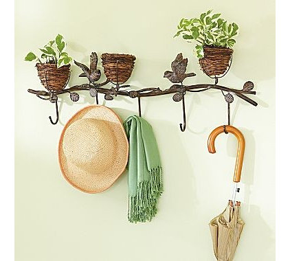 Contemporary Wall Hooks by JCPenney