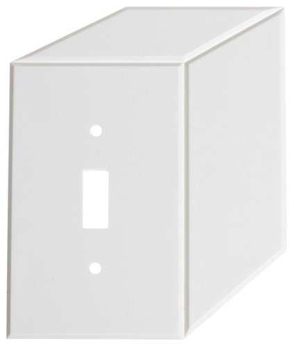 Contemporary Switch Plates And Outlet Covers by Fab.com
