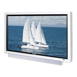 "Sunbrite 55"" TV SB5510HDWH Pro Series Outdoor TV in White - Sunbrite Tv SB5510HDWH 55"" Pro Line True Outdoor All-Weather LCD Television"