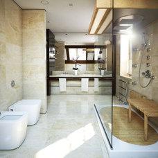 Bathroom by Lompier Interior Group