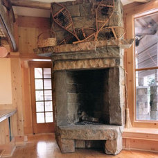 Fireplaces by North Shore Architectural Stone