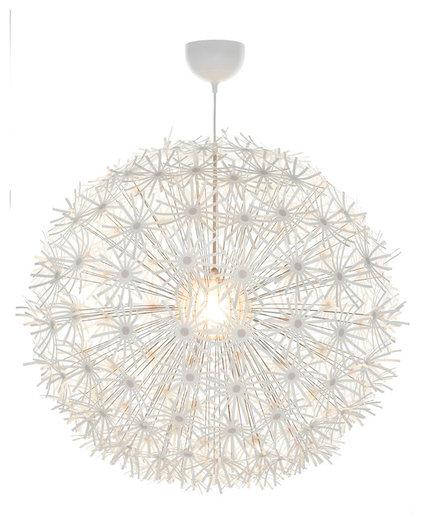 Modern Pendant Lighting by IKEA