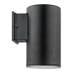 EGLO - Eglo 200146A 1X75W Wall Light Led - Black - EGLO 200146A 1x75W Wall Light LED - Black