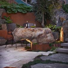 Industrial Landscape by Daryl Toby - AguaFina Gardens International