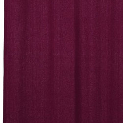 India Home Fashions - Burlap Shower Curtain - The Burlap Shower Curtain is a new design from India Home Fashions featuring the natural look of burlap in a soft cotton fabric. This shower curtain is available in Burlap Star and Burlap Check patterns in wine, natural and black. Perfect for adding a little rustic or primitive accent to your bath decor, these shower curtains are beautiful and durable. Pair with coordinating window treatments and woven rugs to instantly update your bathroom!