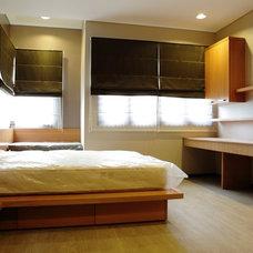 Tropical Bedroom by Biraprana Ciptaguna