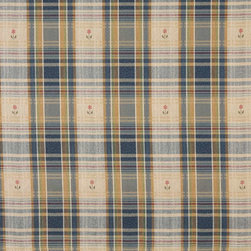 P9094-Sample - This plaid is an upholstery grade fabric. It is rated heavy duty, and can be used for all indoor applications.