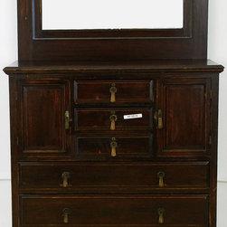 Deco Men's Dresser - Deco Men's Dresser