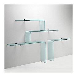 Fiam - Fiam   Mensole Shelving - Design by Leonardo Gerussi with Carlo Mariano Sartoris.