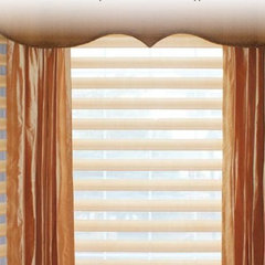 traditional window treatments by Sheila's Window Toppers &amp; More Ltd