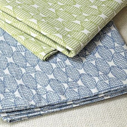 Cocoon Sheet Set   west elm - I love pulling back the duvet cover to reveal some happy printed sheets. These fun graphic sheets are contemporary and eclectic, and will make you smile when you turn down your cover.• 100% cotton.• 200 thread count.• Set includes a flat sheet, fitted sheet and 2 pillowcases (one with Twin set, two king cases with King set).Price shown is for Queen size; prices vary according to bed size.