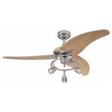 """Westinghouse Lighting 48"""" Elite 3 Blade Ceiling Fan   Wayfair"""