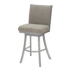 Trica - Trica Swirl Swivel Bar Stool - *Available in counter, bar or spectator height