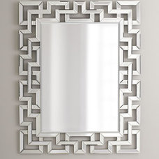 Modern Mirrors by Neiman Marcus