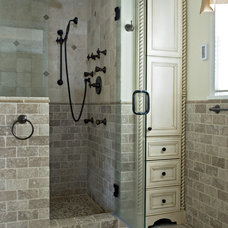 Mediterranean Bathroom by Simply Baths & Showcase Kitchens