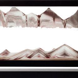 Pitkin Stearn - Sandpicture- Window, Black Diamond - The Window to beauty.
